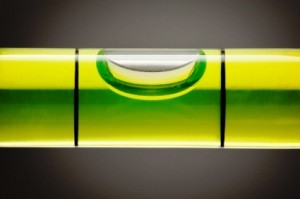 Image of spirit level