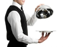 Image of a waiter